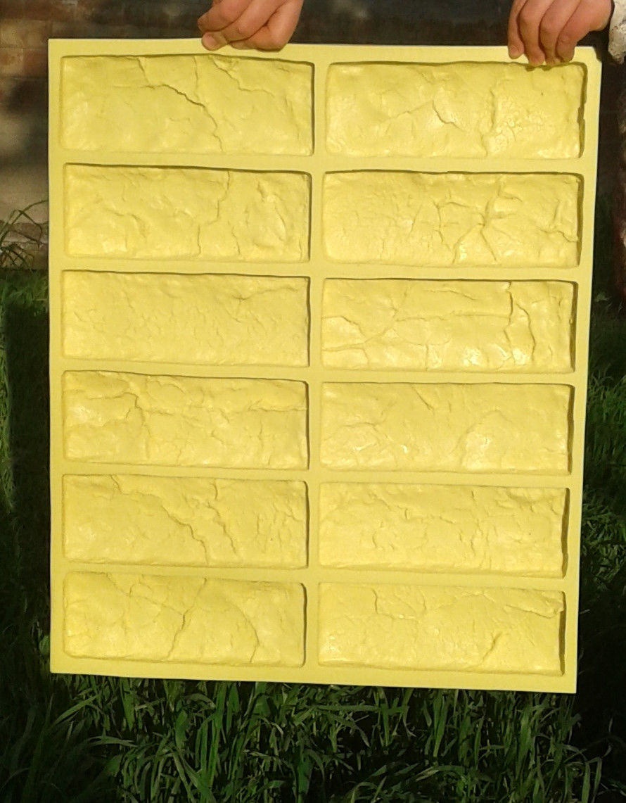Polyurethane Molds for Concrete \