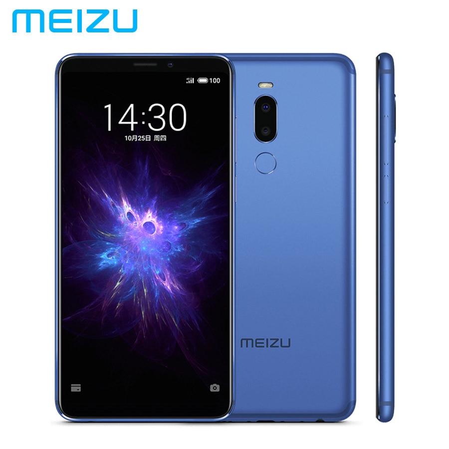 "Original MEIZU Note 8 Android LTE Mobile Phone 4GB RAM 64GB ROM Snapdragon632 Octa Core 5.99""1080x2160p 3600mAh 12MP+5MP Camera"