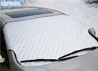 HOT Car Styling High quality Foldable Car Windshield Sun Shade for Porsche cayenne macan 911 panamera 997 996 918 Accessories