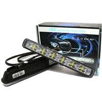 Wholesale High Quality LED Daytime Running Light 100 Waterproof E4 DRL LED Car Fog Lights