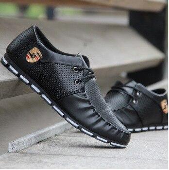 Conducción 2018 Hombres Verano Marca De Nueva Zapatos Mocasines dEqqB