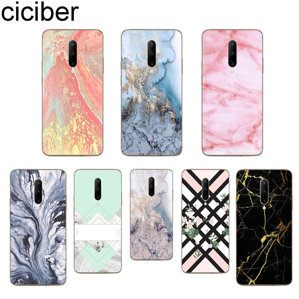 ciciber Marble Phone Cases For font b Oneplus b font font b 7 b font font