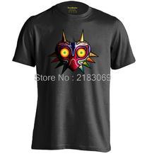 The Legend of Zelda Majora's Mask Mens & Womens Summer Cotton T shirt Casual T Shirt