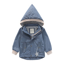 High Quality, Girls Jackets,Children Spring Windbreaker Clothes ,Baby Boys Character Hooded Cardigan Jacket,In Stock