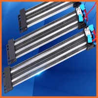 175x95mm 1500W 220V AC/DC Insulated PTC ceramic air heater constant temperature heating element incubator