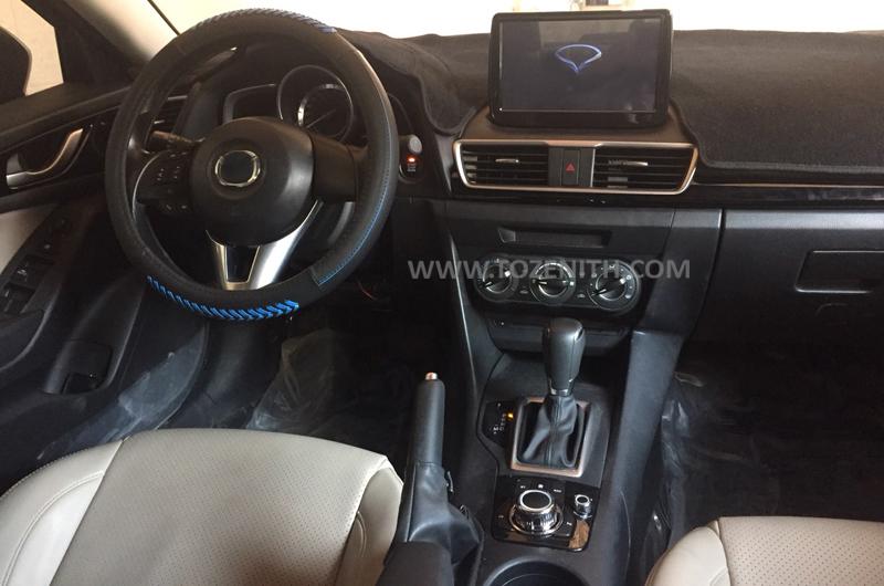 mazda3 android car radio car gps screen new mazda 3 axela (1)