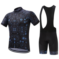 2017 short sleeve cycling jersey set bicycle ropa ciclismo 100 polyester pro team cycling clothing 9d.jpg 250x250