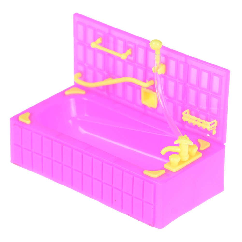 1x холодильник мини-стиральная машина вентилятор кровать для куклы аксессуары Келли ролевые Игрушки для девочек аксессуары для кукол игровой дом