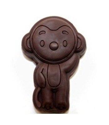 Monkey Shape Silicone Fondant Mold Candy Mold Cake Decorating Molds Craft Chocolate DIY Moulds