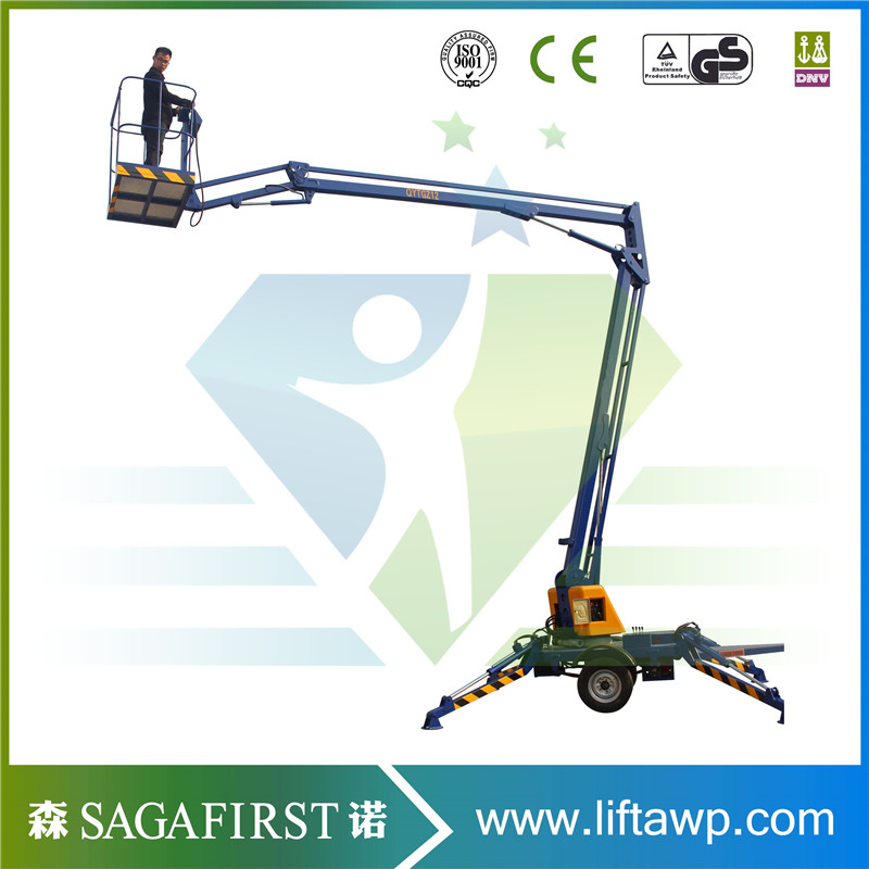 Heavy Loading Cherry Picker