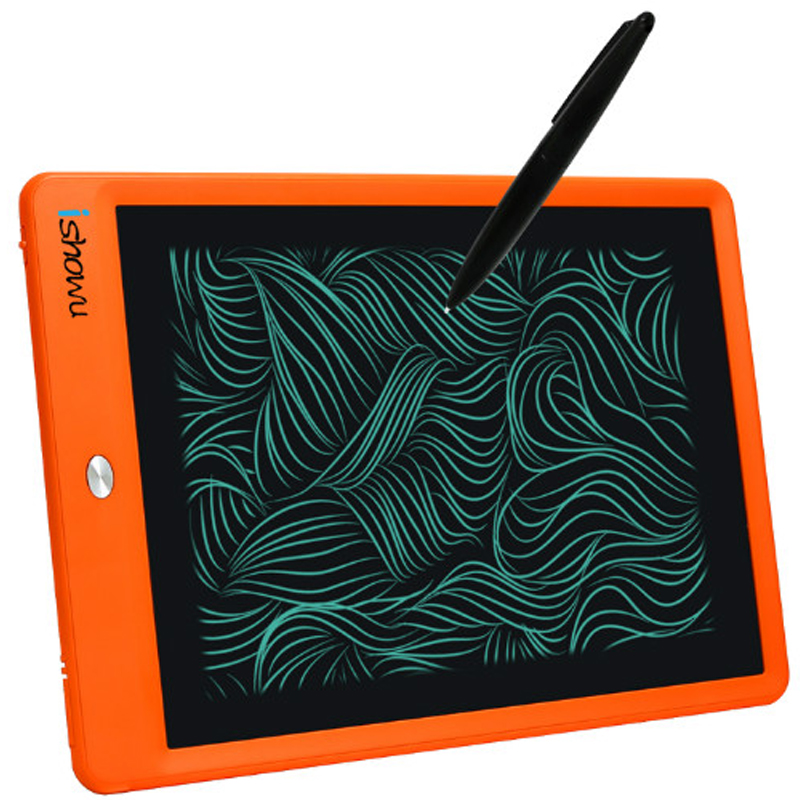 10 LCD Colorful ultra-thin Writing Board Memo Message Board Portable Electronic Drawing Tablet Digital Graphic drawing pad ...