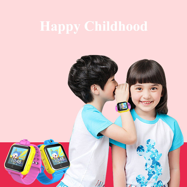 HOMEBARL Q730 3G Network Kids Smart Watch Phone Wifi GPS Positioning Tracking HD Camera SOS Button For Android IOS PK 4G Watches 4