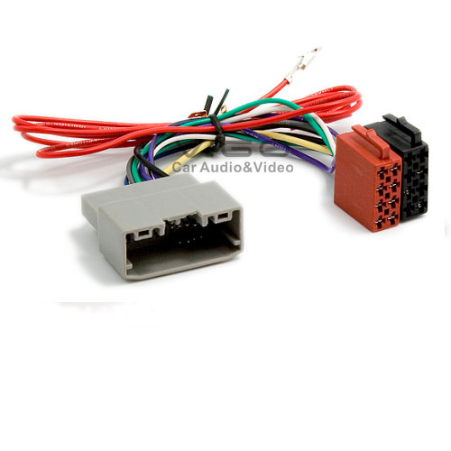 12 034 car iso radio adapter for chrysler dodge jeep wrangler wire rh aliexpress com