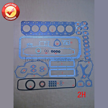 2H Engine Full gasket set kit for Toyota LAND CRUISER/BANDEIRANTE 4.0L 3980CC 1982-1990