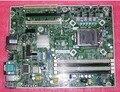 Оригинальные платы для HP Compaq 8100 элитный MS-7557 531991 - 001 505802 - 001 BTX 1156 DDR3 Q57 рабочего материнская плата бесплатная доставка
