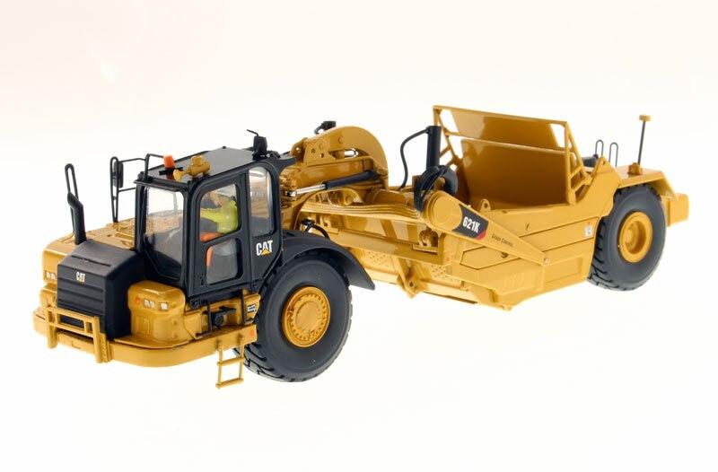 DM-85920 Cat 621K колесный трактор-скребок