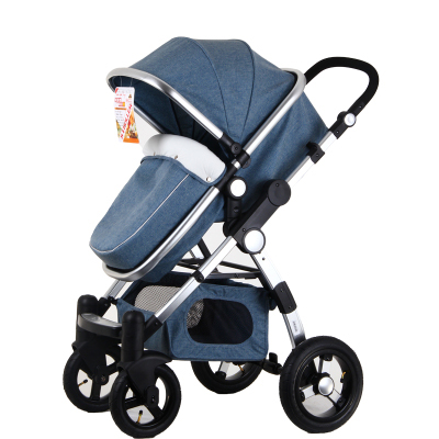 Baby Strollers can sit and lie baby stroller  can folding Baby stroller winter summer free shipping portable aulonstrollers can sit lie lightweight portable folding baby four summer and winter pocket umbrella stroller free shipping