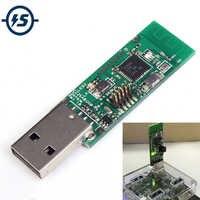 CC2531 USB Zigbee Module Wireless Sniffer Bare Board Packet Protocol Analyzer USB Interface Dongle Capture Packet Zigbee Module