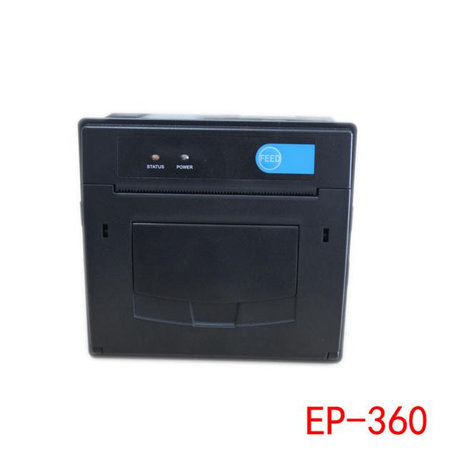 80 mm impresora del Panel termal con ttl, rs232, mini puerto usb incrustado impresora térmica de recibos para pos, ATM