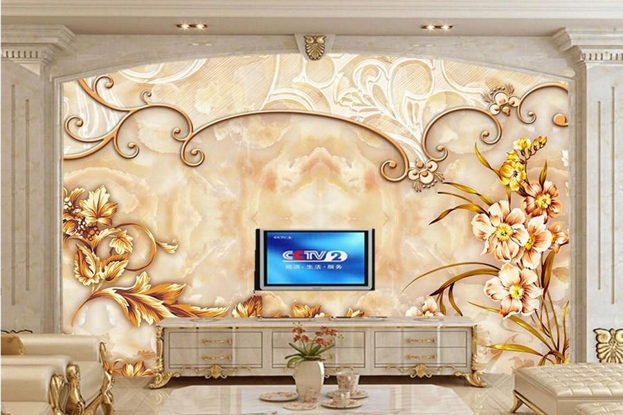 Buy european marble pattern 3d wallpaper for 3d marble wallpaper