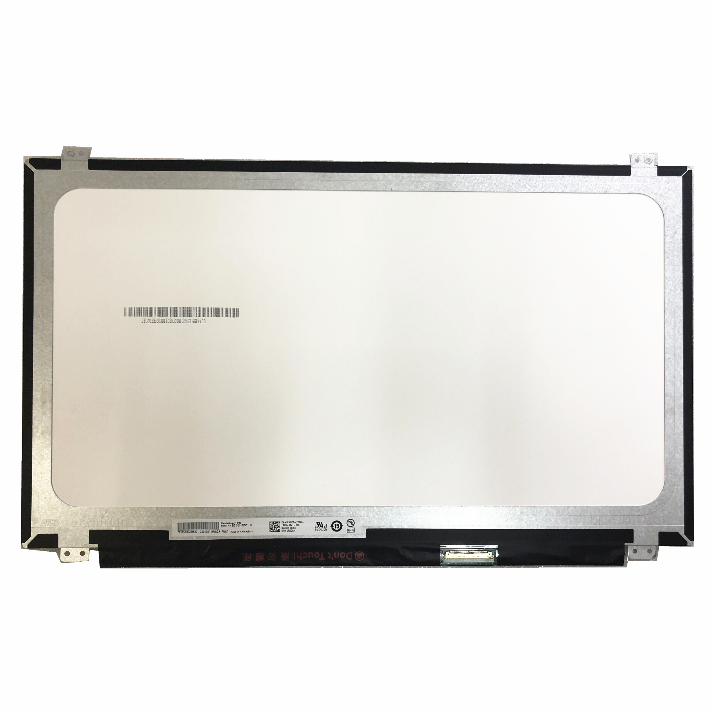 B156HTK01.0 15.6 Laptop Lcd Led Touch Screen Digitizer 1920*1080 EDP 40 PINB156HTK01.0 15.6 Laptop Lcd Led Touch Screen Digitizer 1920*1080 EDP 40 PIN