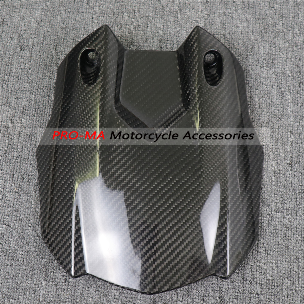Motorcycle Rear Hugger in carbon fiber for Yamaha R1 2015+, FZ-10/MT-10 2017+ Twill