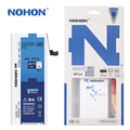 100% Original NOHON 2915mAh Battery For iPhone 6 Plus 6Plus High Capacity With Package + Free Replacement Tools phone batteries