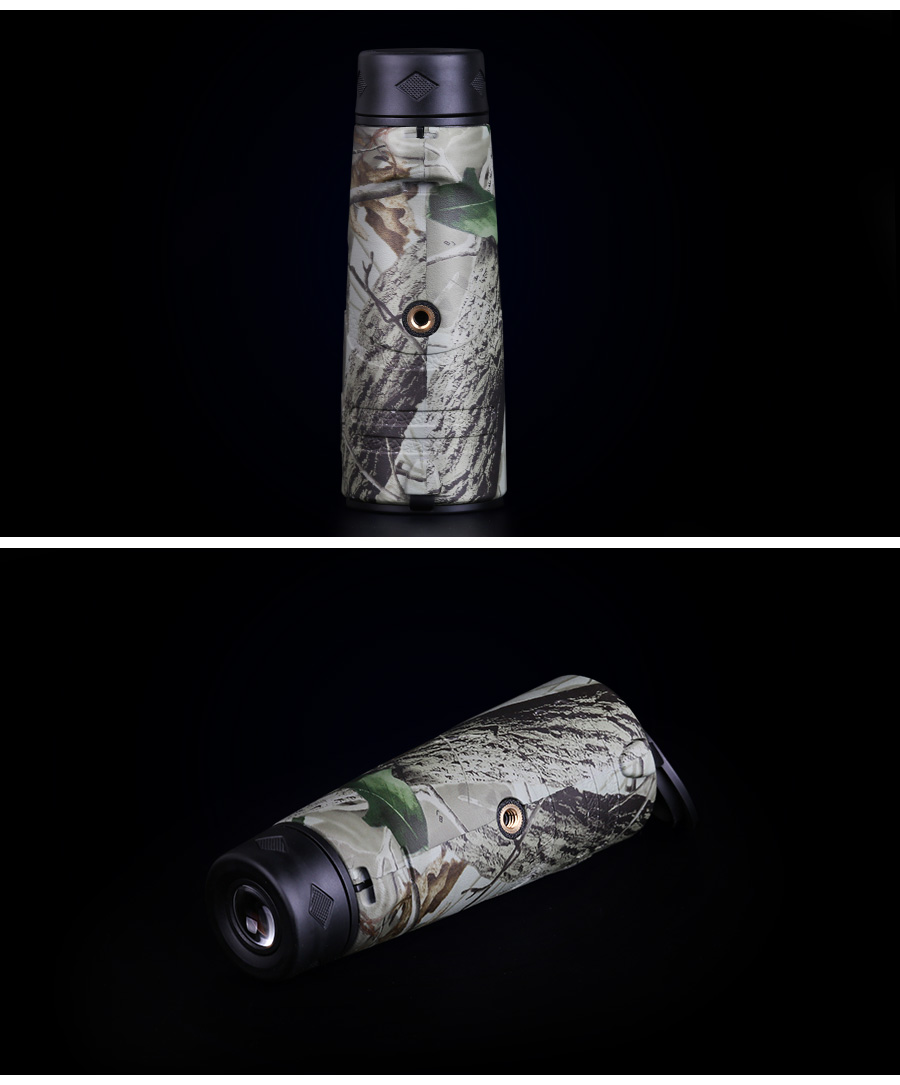 bak4 prisma monocular caça observação de aves telescópio de viagem