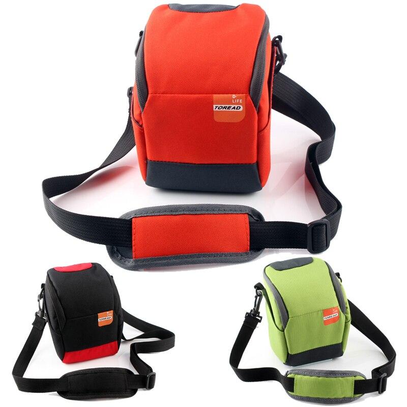 Camera Bag Case For SONY RX100 M5 WX200 WX300 WX170 WX150 H100 H200 a5000 a5100 a6000 a6300 NEX-3N NEX-5C NEX-5R NEX-5N NEX-5
