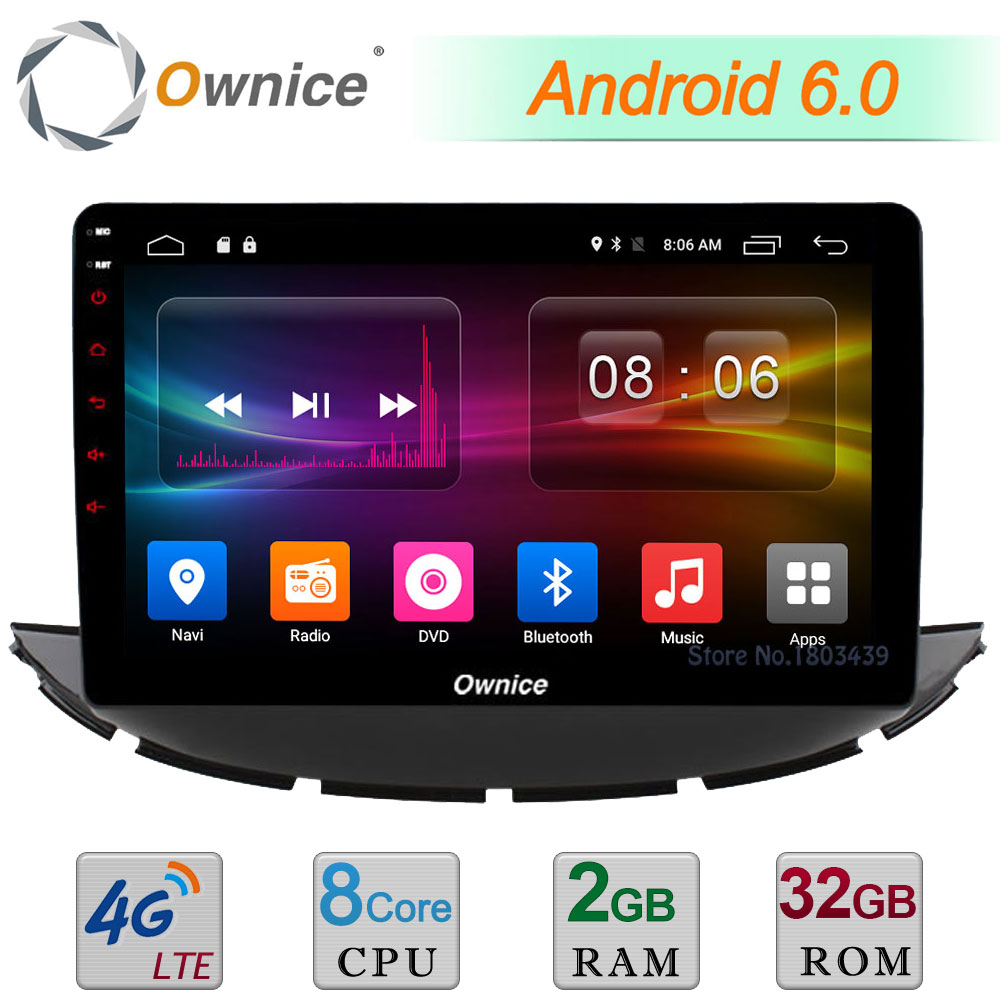 C500 9 Android 6 0 Octa Core 2GB RAM 32GB ROM 4G LTE WIFI DAB font