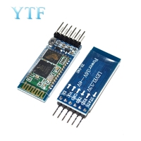 HC 05 Bluetooth Serial Adapter Module From One Group CSR 51 Microcontroller|Demo Board Accessories| |  -
