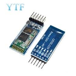 HC 05 moduł adaptera szeregowego Bluetooth z jednej grupy mikrokontrolera CSR 51|Akcesoria do tablicy demonstracyjnej|Komputer i biuro -