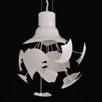 Hou Ge creatieve licht hanglamp moderne art woonkamer slaapkamer licht, eenvoudige decoratie restaurant verlichting YA72718