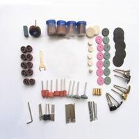 Accesorios conjunto abrasivo mini taladro dremel rotary tool eléctricos herramientas eléctricas para trabajar la madera lana de acero pulido disco abrasivo