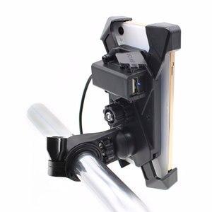 Image 4 - Nordson Xe Máy Sạc USB Chống Nước Điện Thoại 12V Xe Máy Xe Đạp Motocross Xe Trượt Điện Thoại Sạc USB