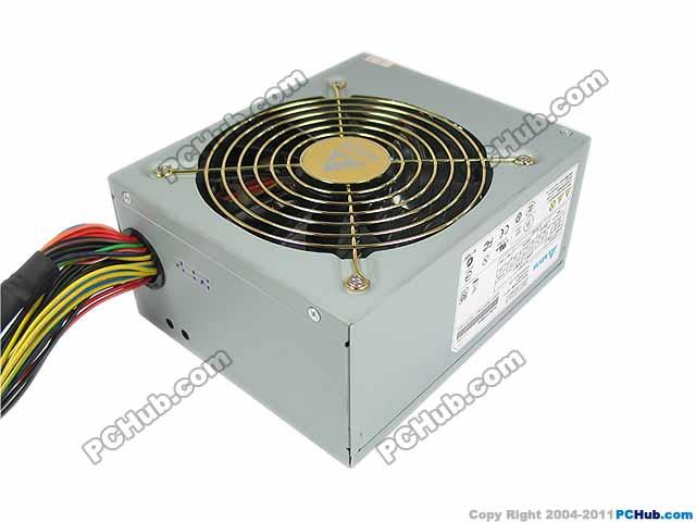 Emacro Electronics GPS-750AB serveur-alimentation 750 W PSU pour Sever/ordinateur 100-120 V 10A, 200-240 V 5.5A, 47-63Hz