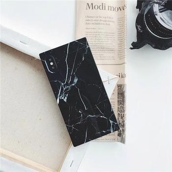 Marble Soft Case iPhone XS 1