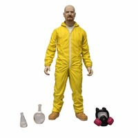 Movie Breaking Bad Character Walter White 20cm Action Figure Model Toys