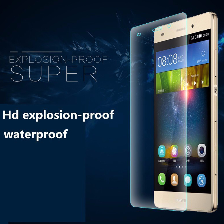 Tempered Glass For Huawei P9 Lite P8 Lite 2017 2 5D 9H Screen Protector film for Huawei Honor 7X 6X Honor 9 9Lite 8 6C Pro 6A in Phone Screen Protectors from Cellphones Telecommunications