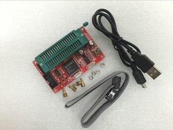 חדש V7 05 TL866II בתוספת ICSP מתכנת אוניברסלי USB Nand פלאש ה-BIOS EEPROM  1 8 V 24 93 25 טובים יותר