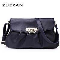 100% Natural Cowhide Bag, Women GENUINE LEATHER Shoulder bag, REAL Cow'S Skin Crossbody Bags, Stylish Flap handbag B389