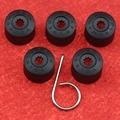 5 ШТ. OEM Пылезащитный Чехол + Anti Theft крышка + Втягивающим Для VW Golf Jetta MK5 Passat B6 Eos Поло Кролик 1K0 601 173 1K0 601 173A