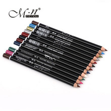 New High Quality 12PCS/Set Women's Make Up Beauty Pencil Eyeliner Waterproof Eyeshadow Eyebrow Cosmetics Eyes Makeup Stick