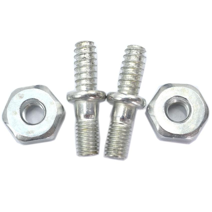 2PCS M8 Collar Bar Nut with Bolt Screw for STIHL 017 018