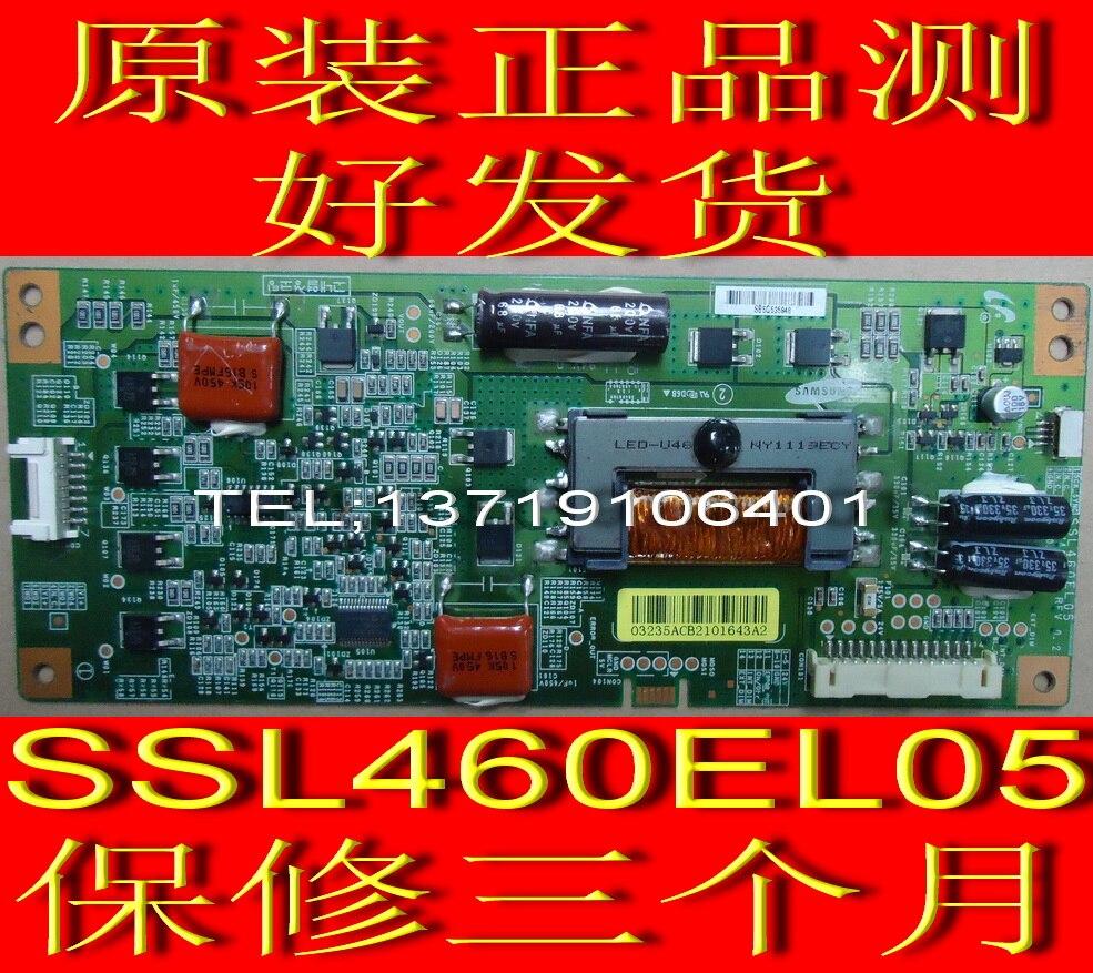 FOR Konka LED46IS95N constant current board SSL460EL05 INV46L04A REV0.2 is used original konka lc40gs60dc kip l200i12c1 01 35014948 rev 00