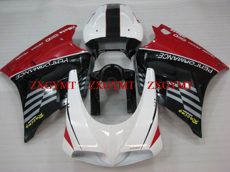 Fairings for 998 1996 - 2002 Full Body Kits for DUCATI 996 2001 Black White Red Plastic Fairings 998 2001Fairings for 998 1996 - 2002 Full Body Kits for DUCATI 996 2001 Black White Red Plastic Fairings 998 2001