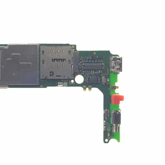 16GB LTE Version Mainboard Mother board Replacement Repair Parts For Huawei  Mediapad X2 /Honor X2 Gem-701L/702L/703L