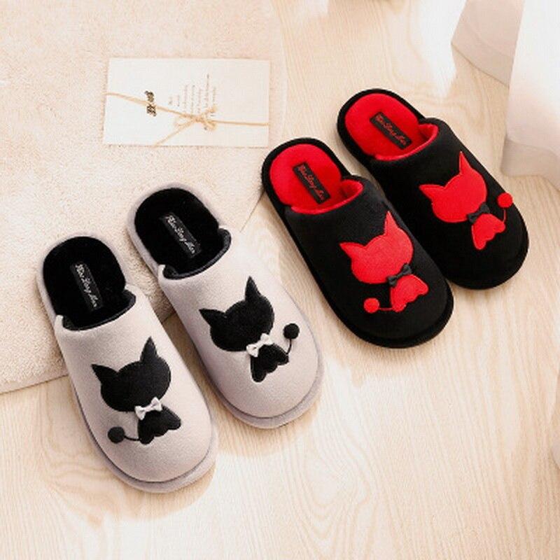 Cute Cat Slippers