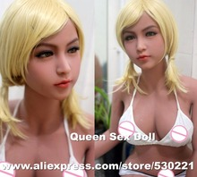 NEW Top quality 135cm real silicone sex dolls vagina real pussy anal, japanese sex love doll, real size doll, sex toys for men