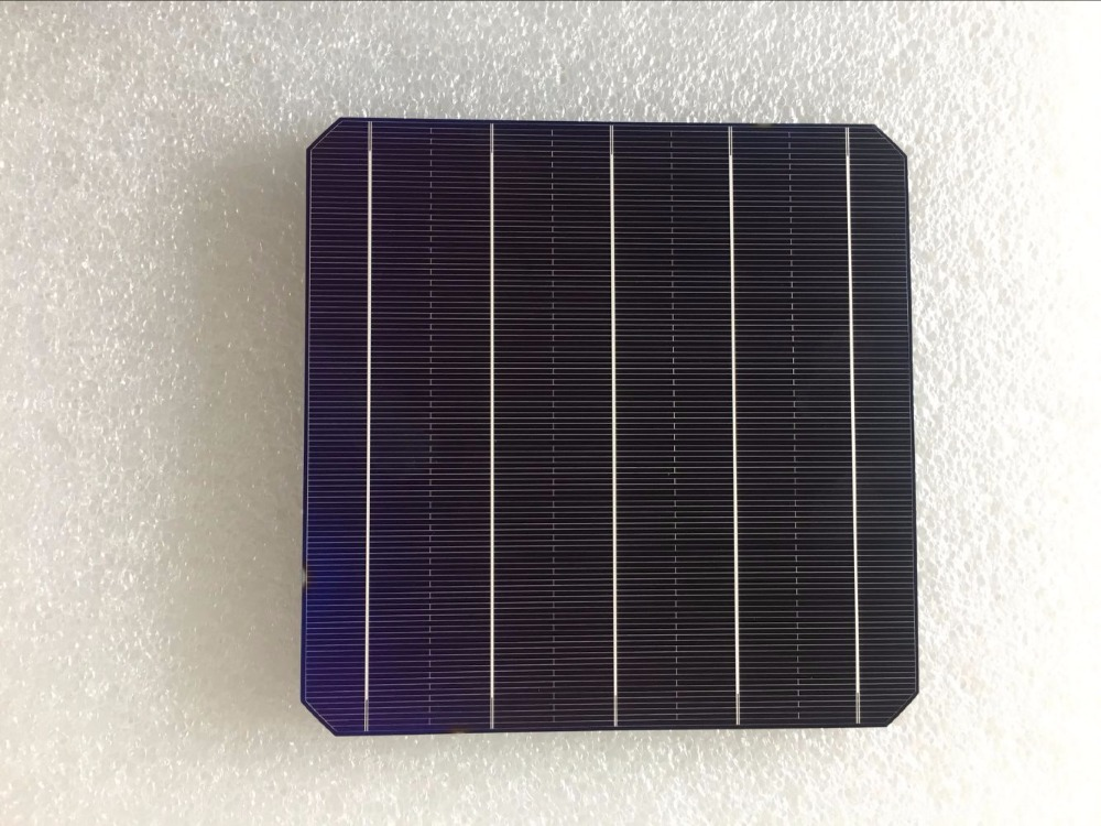 Energia Solar Direct 2019 Promotion 150pcs High Efficiency 5w Poly Solar Cell 6x6 for Diy Panel